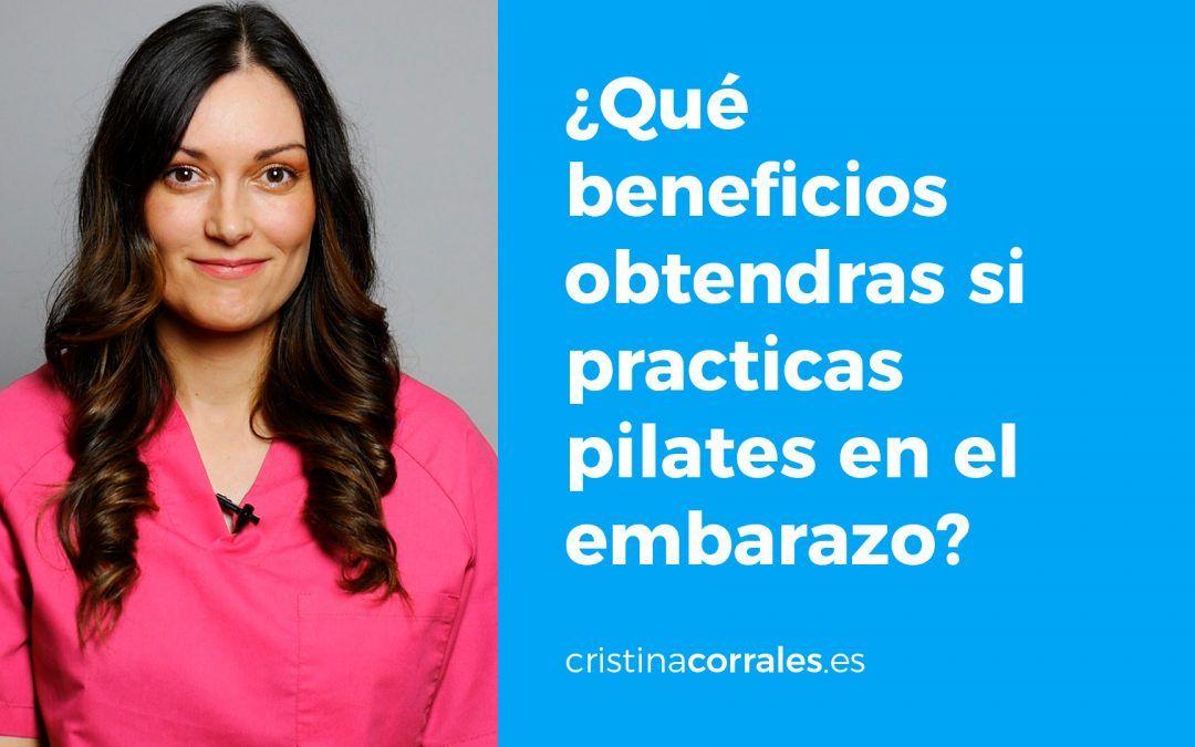 Pilates para embarazadas: ¿Qué beneficios obtendrás si practicas Pilates en el embarazo?