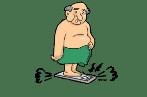 Cómo afecta la obesidad a los huesos