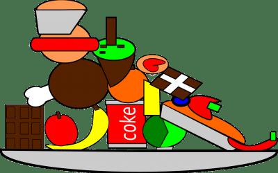 El mal comer afecta los huesos