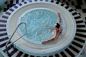 La fisioterapia dentro del agua