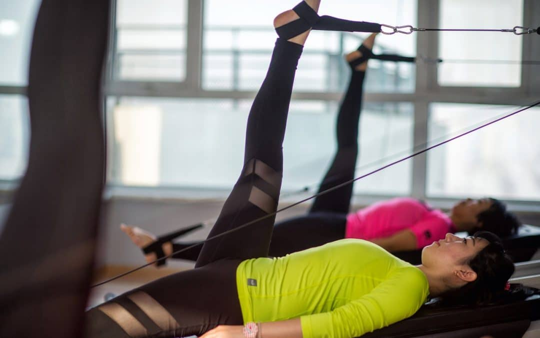 Las clases de Pilates y sus beneficios para los huesos del esqueleto humano