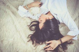 Baños para conciliar el sueño
