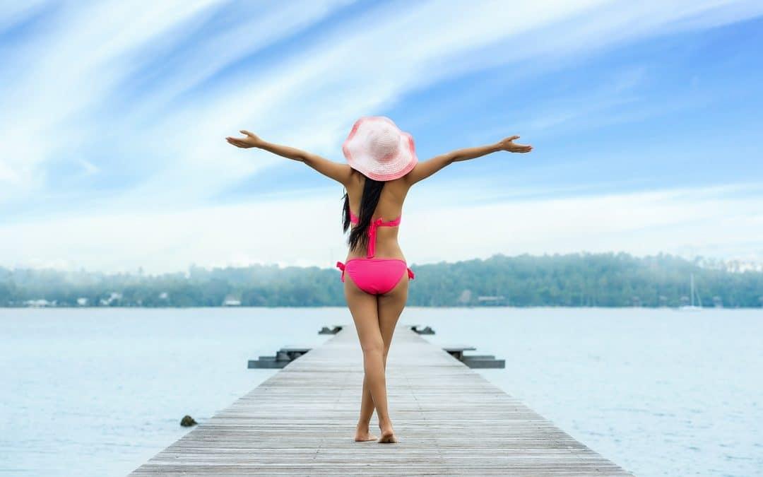 El Método Pilates y las Vacaciones ¿Qué Hacer?