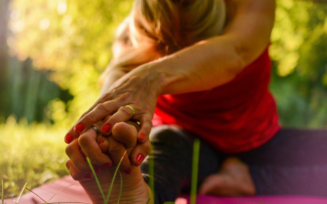 Ejercicios de estiramiento para hacer Pilates